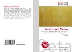 Buchcover von Socorro, New Mexico