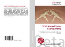 WWE United States Championship kitap kapağı