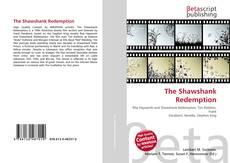 The Shawshank Redemption kitap kapağı