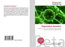Bookcover of Population Genetics