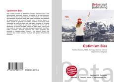 Bookcover of Optimism Bias