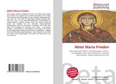 Bookcover of Abtei Maria Frieden