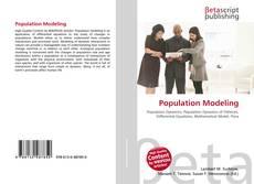 Buchcover von Population Modeling