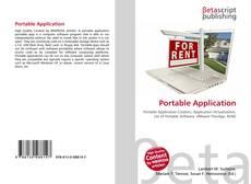 Buchcover von Portable Application