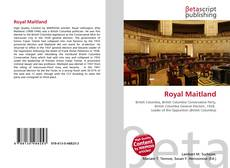 Bookcover of Royal Maitland