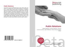 Portada del libro de Public Relations
