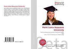 Point Loma Nazarene University的封面