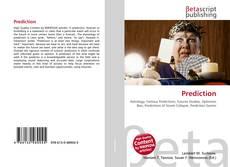 Bookcover of Prediction