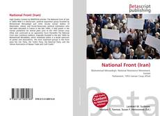 Bookcover of National Front (Iran)