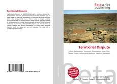 Bookcover of Territorial Dispute