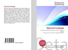 Bookcover of Spectral Leakage