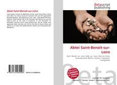Bookcover of Abtei Saint-Benoît-sur-Loire