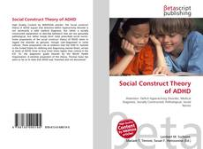 Couverture de Social Construct Theory of ADHD