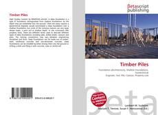 Обложка Timber Piles