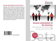 Bookcover of Russian colonization of the Americas