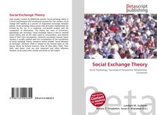 Bookcover of Social Exchange Theory