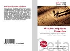 Bookcover of Principal Component Regression