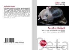 Sacrifice (Angel) kitap kapağı