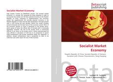 Bookcover of Socialist Market Economy