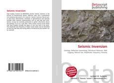 Portada del libro de Seismic Inversion