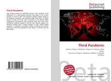 Capa do livro de Third Pandemic