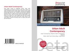 Copertina di Urban Adult Contemporary
