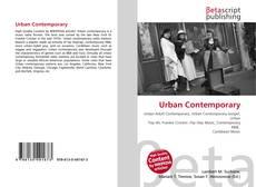 Bookcover of Urban Contemporary