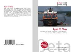 Capa do livro de Type C1 Ship