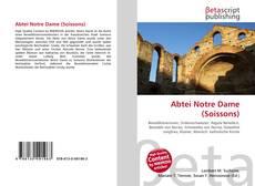 Borítókép a  Abtei Notre Dame (Soissons) - hoz