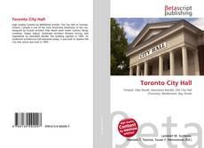 Bookcover of Toronto City Hall