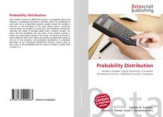 Probability Distribution的封面