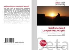 Bookcover of Neighbourhood Components Analysis