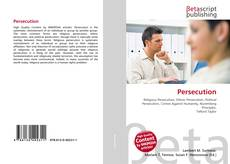 Bookcover of Persecution