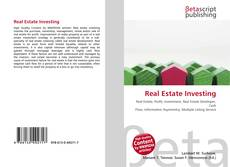 Bookcover of Real Estate Investing