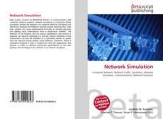 Couverture de Network Simulation
