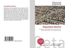 Bookcover of Population Decline