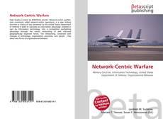 Bookcover of Network-Centric Warfare