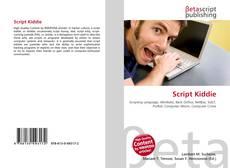 Bookcover of Script Kiddie