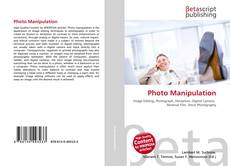 Bookcover of Photo Manipulation