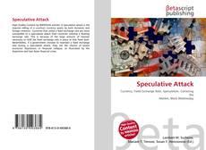 Portada del libro de Speculative Attack