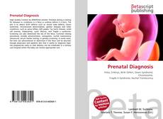 Bookcover of Prenatal Diagnosis