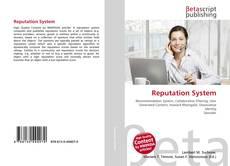 Capa do livro de Reputation System