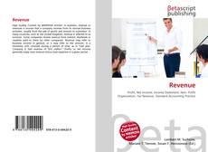 Revenue kitap kapağı