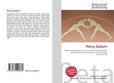 Perry Saturn的封面