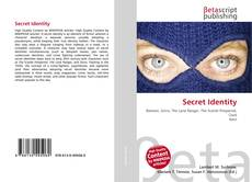 Bookcover of Secret Identity