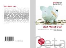 Bookcover of Stock Market Crash