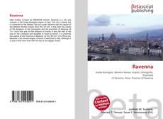 Ravenna kitap kapağı