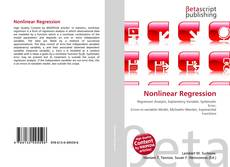 Bookcover of Nonlinear Regression