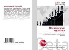 Bookcover of Nonparametric Regression