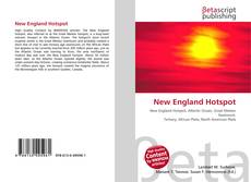 Bookcover of New England Hotspot